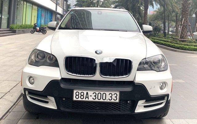 Bán BMW X5 sản xuất năm 2008, màu trắng, xe nhập 3