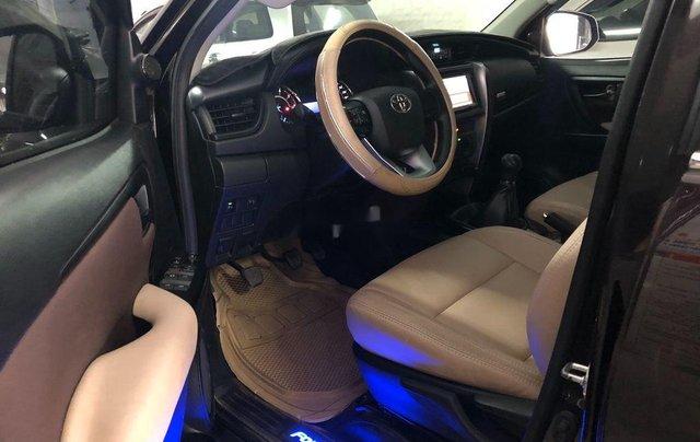 Xe Toyota Fortuner sản xuất năm 2017, nhập khẩu nguyên chiếc còn mới, giá tốt3