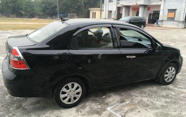 Xe Daewoo Gentra đời 2007, màu đen, nhập khẩu 0