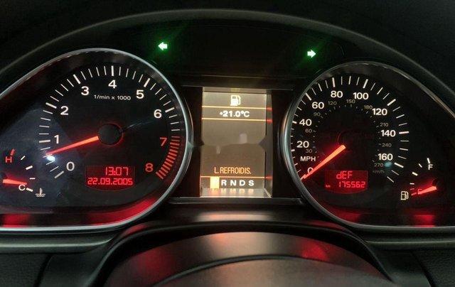 Xe Audi Q7 năm sản xuất 2006, màu bạc, nhập khẩu 5