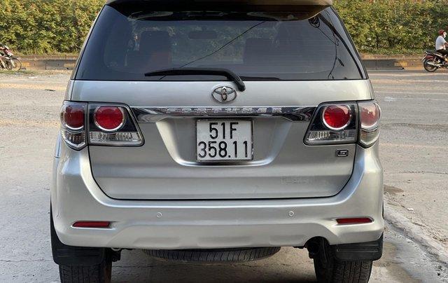 Toyota Fortuner 2.5G 2015 - máy dầu số sàn - cực êm3
