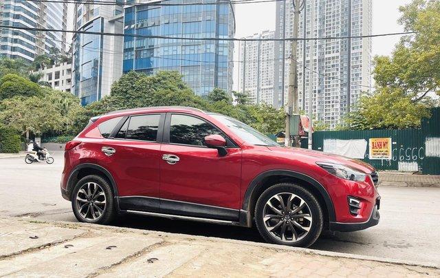 Bán Mazda CX 5 đời 2017, màu đỏ, giá tốt1