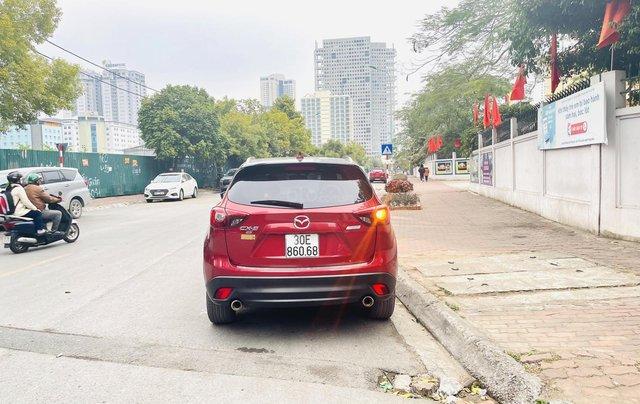 Bán Mazda CX 5 đời 2017, màu đỏ, giá tốt2