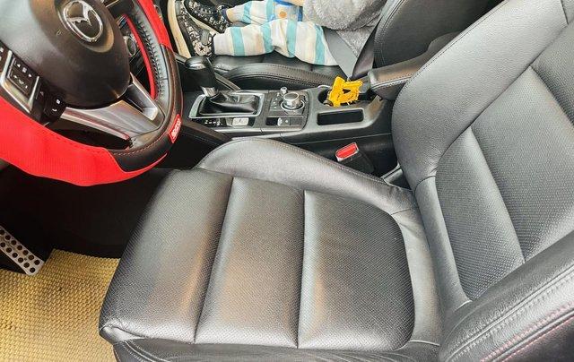 Bán Mazda CX 5 đời 2017, màu đỏ, giá tốt5