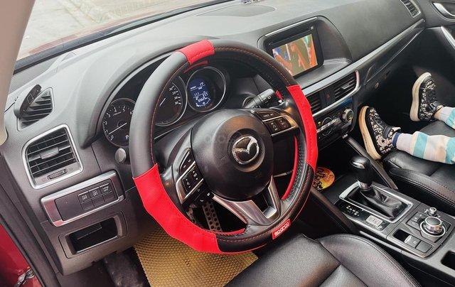 Bán Mazda CX 5 đời 2017, màu đỏ, giá tốt7