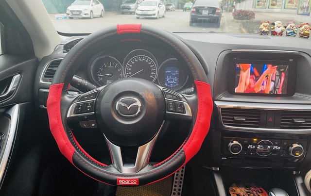 Bán Mazda CX 5 đời 2017, màu đỏ, giá tốt9