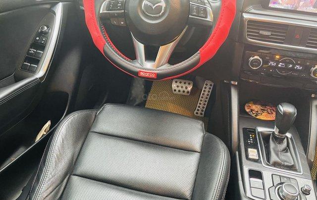 Bán Mazda CX 5 đời 2017, màu đỏ, giá tốt11