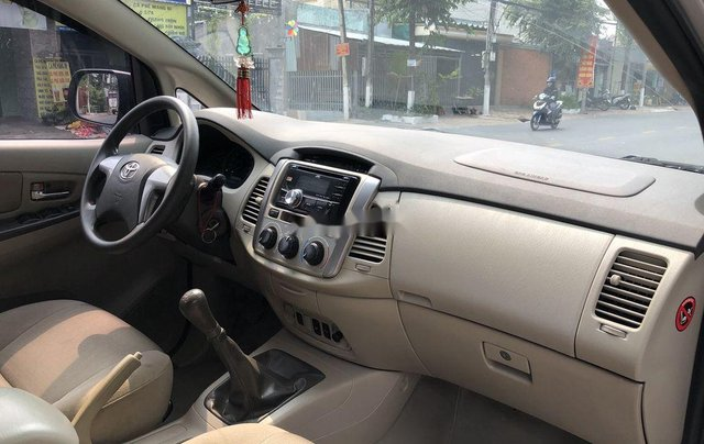 Cần bán lại xe Toyota Innova 2.0E MT sản xuất năm 20168