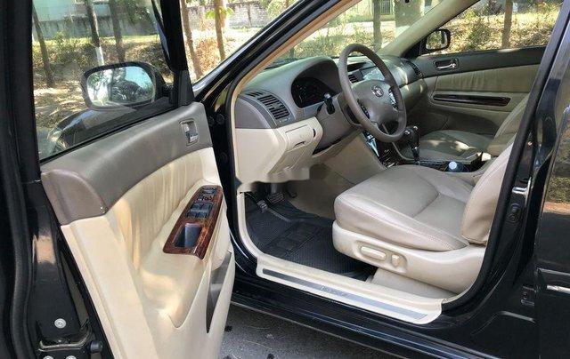 Cần bán Toyota Camry năm 2003 còn mới giá cạnh tranh3