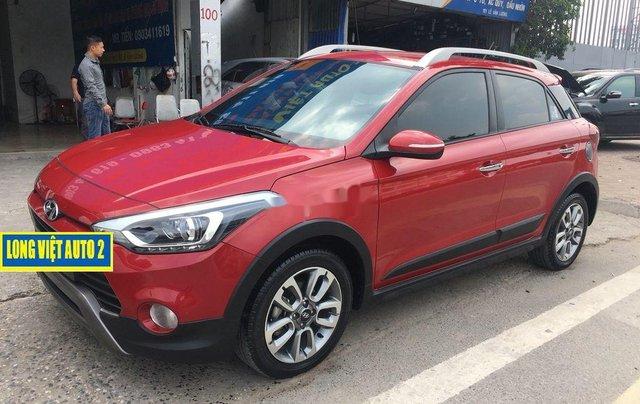Cần bán Hyundai i20 Active sản xuất năm 2016, màu đỏ3