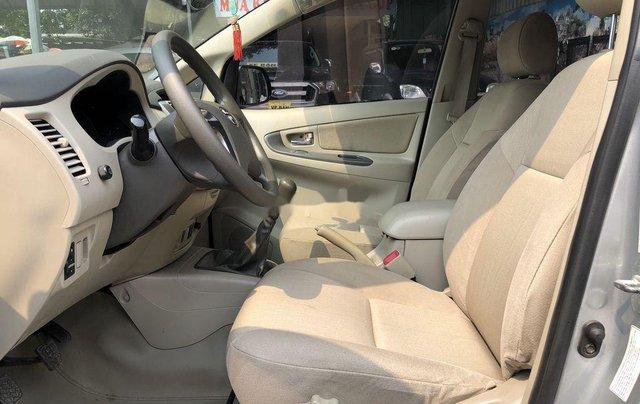 Cần bán lại xe Toyota Innova 2.0E MT sản xuất năm 201611