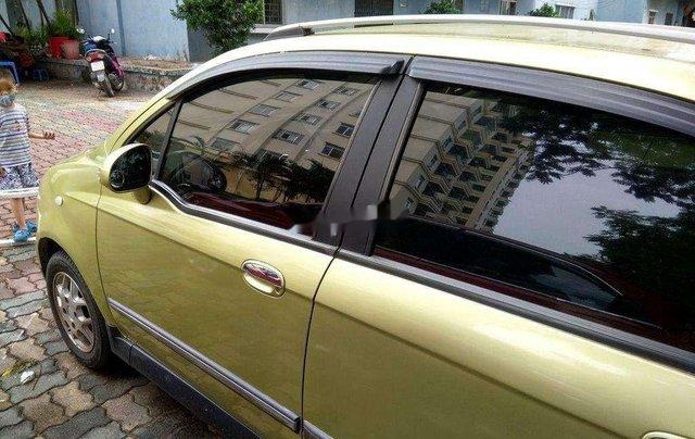 Bán xe Daewoo Matiz đời 2009, màu xanh lục, xe nhập 1