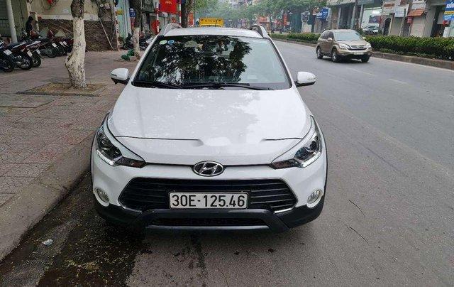 Xe Hyundai i20 Active sản xuất 2016, màu trắng, xe nhập0