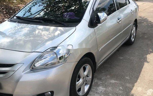 Bán xe Toyota Vios năm sản xuất 2007, nhập khẩu nguyên chiếc còn mới2