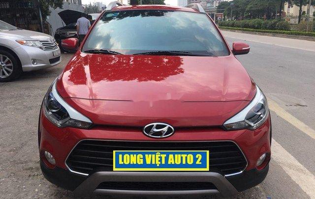 Cần bán Hyundai i20 Active sản xuất năm 2016, màu đỏ0