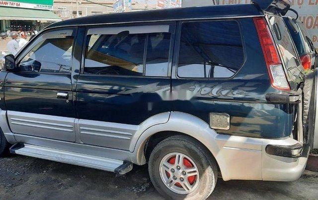 Cần bán Mitsubishi Jolie đời 2004, màu xanh lam, nhập khẩu 0