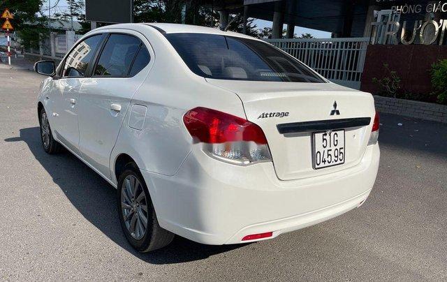 Cần bán gấp Mitsubishi Attrage sản xuất 2018, màu trắng3