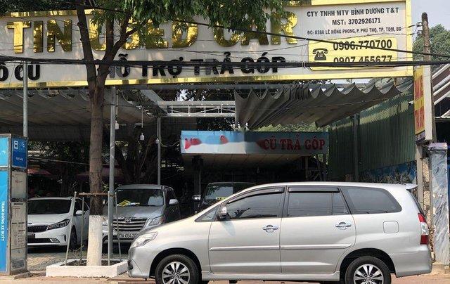Cần bán lại xe Toyota Innova 2.0E MT sản xuất năm 20161