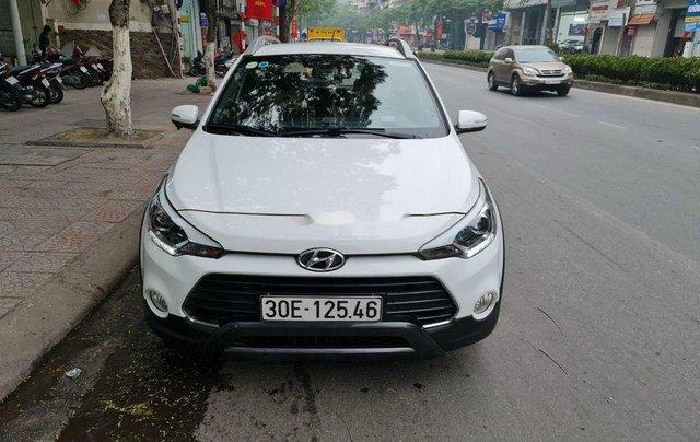 Cần bán lại xe Hyundai i20 Active đời 2016, màu trắng, xe nhập 0