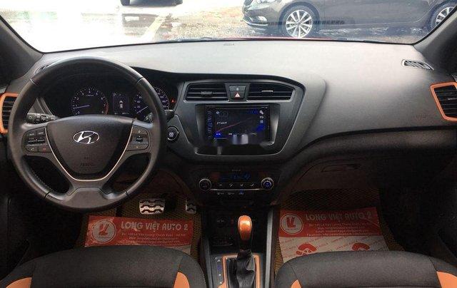 Cần bán Hyundai i20 Active sản xuất năm 2016, màu đỏ2