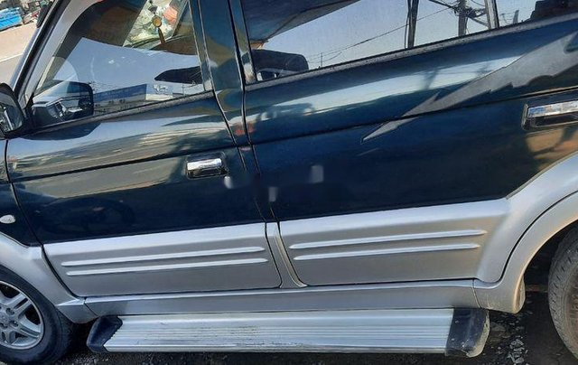 Cần bán Mitsubishi Jolie đời 2004, màu xanh lam, nhập khẩu 6