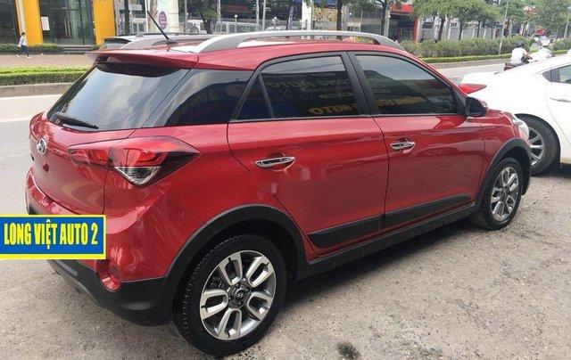 Cần bán Hyundai i20 Active sản xuất năm 2016, màu đỏ7