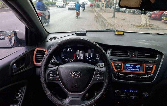 Xe Hyundai i20 Active sản xuất 2016, màu trắng, xe nhập6