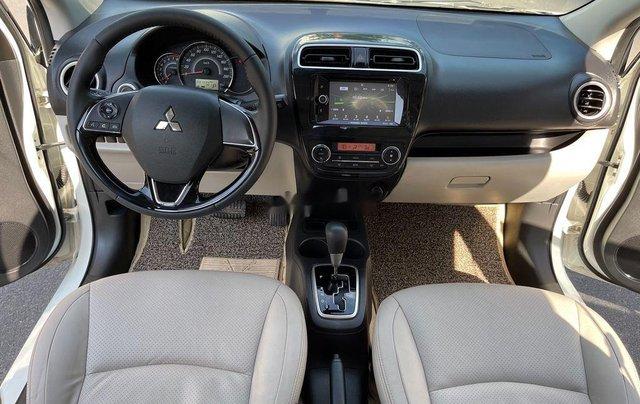 Cần bán gấp Mitsubishi Attrage sản xuất 2018, màu trắng6