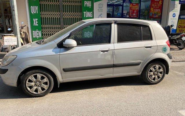 Bán Hyundai Getz 2011, màu bạc, nhập khẩu nguyên chiếc 1