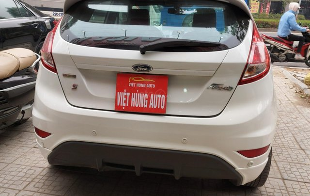 Ford Fiesta S 1.0 AT Ecoboots (Turbo) model 20150