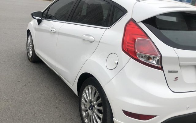 Ford Fiesta S 1.0 AT Ecoboots (Turbo) model 20154