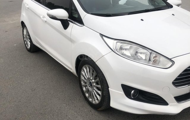 Ford Fiesta S 1.0 AT Ecoboots (Turbo) model 20152