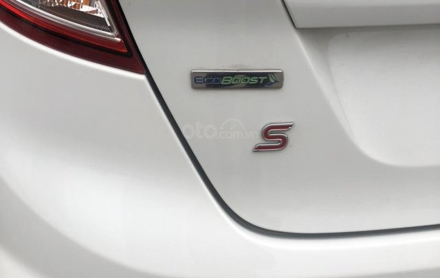 Ford Fiesta S 1.0 AT Ecoboots (Turbo) model 20156