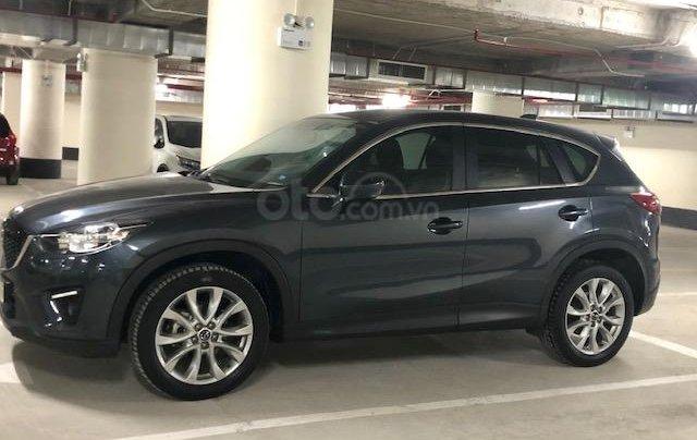 Chính chủ bán xe Mazda-CX5 20150