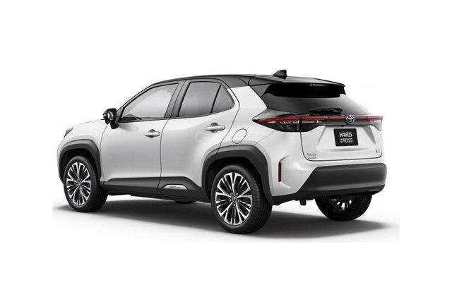"""Toyota Yaris Cross - tân binh liệu """"có cửa"""" về Việt Nam?0"""