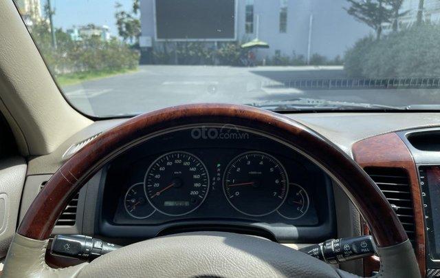 Bán Toyota Prado GX sản xuất 2008, màu đen nội thất kem, xe chạy 120.000km7