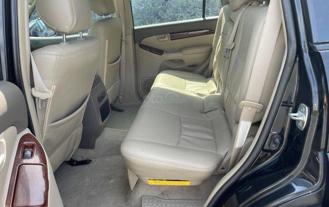 Bán Toyota Prado GX sản xuất 2008, màu đen nội thất kem, xe chạy 120.000km6