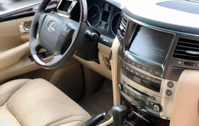 Bán Lexus LX570 SX 2008 bản full option6