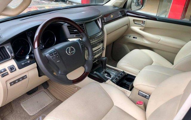 Bán Lexus LX570 SX 2008 bản full option8
