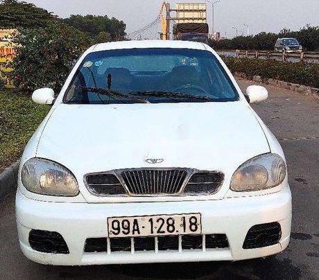 Bán Daewoo Lanos sản xuất 2000, màu trắng, nhập khẩu nguyên chiếc0