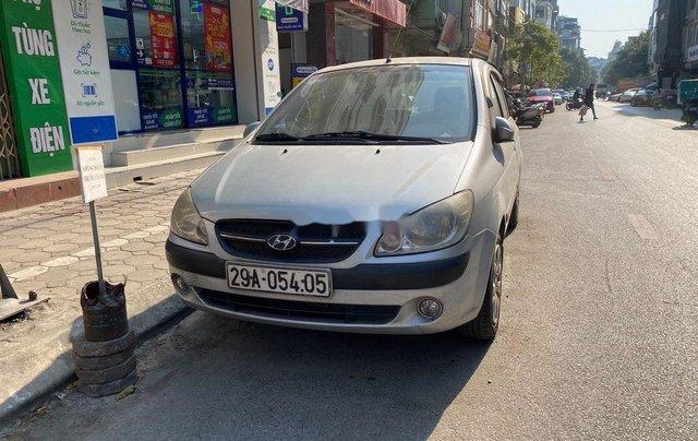 Bán Hyundai Getz 2011, màu bạc, nhập khẩu nguyên chiếc 0