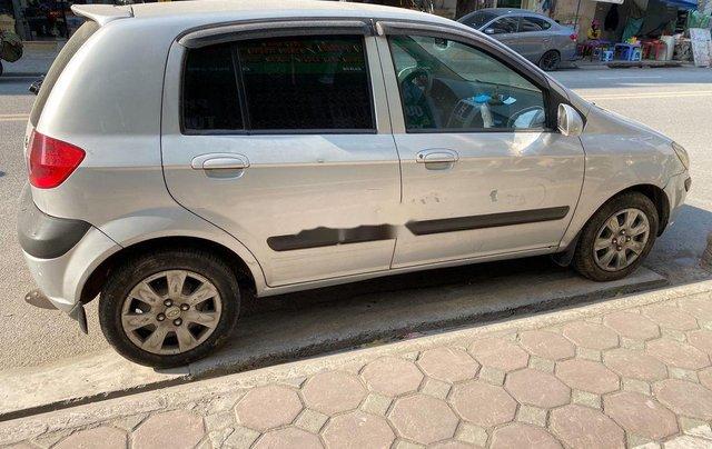 Bán Hyundai Getz 2011, màu bạc, nhập khẩu nguyên chiếc 3