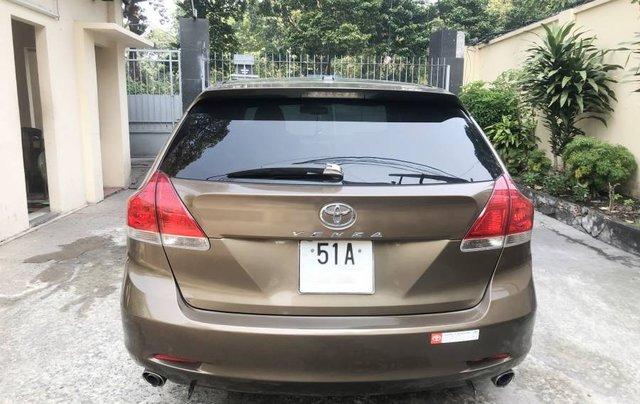 Cần bán lại xe Toyota Venza sản xuất 2009, nhập khẩu nguyên chiếc, 620tr1