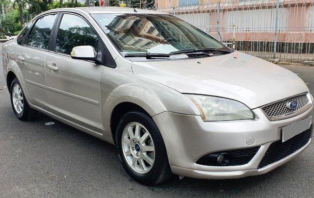 Bán gấp Ford Focus 1.8 số sàn đời 20091