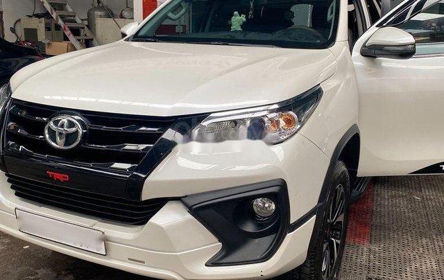 Bán gấp ô tô Toyota Fortuner năm sản xuất 2019, nhập khẩu biển 514