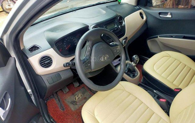 Bán Hyundai Grand i10 đời 2018 xe còn rất mới, giá cực tốt cho người thiện chí mua, có hỗ trợ bank3