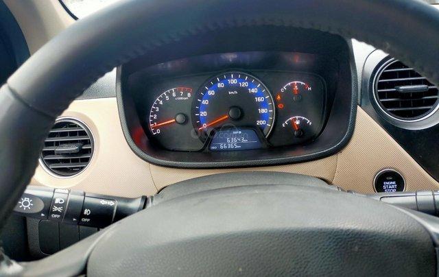 Bán Hyundai Grand i10 đời 2018 xe còn rất mới, giá cực tốt cho người thiện chí mua, có hỗ trợ bank5
