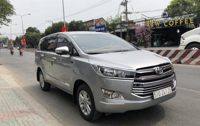 Mới về Toyota Innova sản xuất 2016 bản 2.0E0