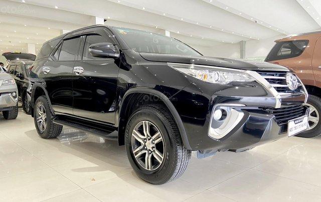 Bán xe Toyota Fortuner màu đen, máy dầu, siêu đẹp, trả góp chỉ 346 triệu1
