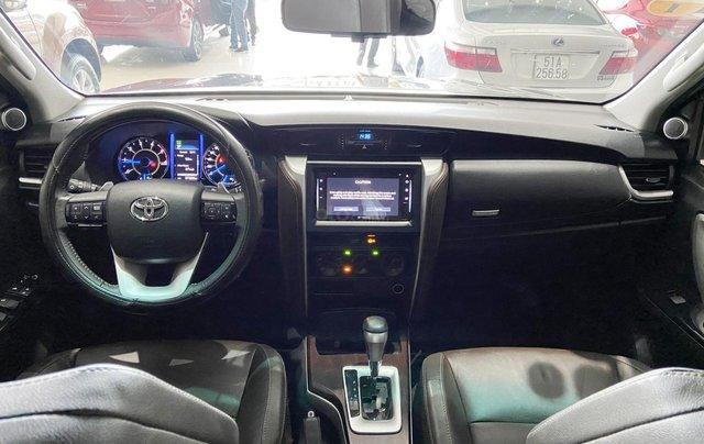 Bán xe Toyota Fortuner màu đen, máy dầu, siêu đẹp, trả góp chỉ 346 triệu6